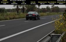 """Siracusa. Operazione """"Speed"""", controlli a tappetto della Stradale contro gli eccessi di velocità"""