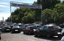 Sonatrach prende possesso della ex raffineria Esso di Augusta, incontro con il personale ed i sindacati