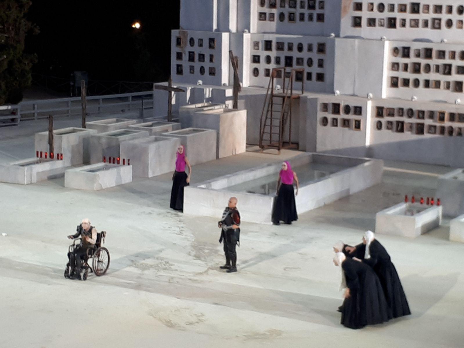 """Aumenta il numero delle """"Giornate Siracusane"""", biglietto a 15 euro per gli spettacoli al Teatro Greco"""