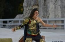 Siracusa. Festival del Teatro Greco, il debutto di Eracle. Oggi la prima di Edipo a Colono