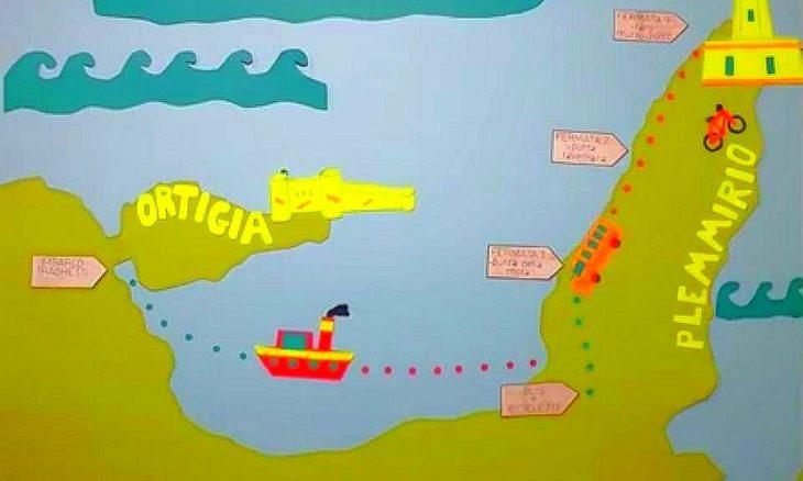 """Siracusa. """"In estate il vaporetto Ortigia-Isola: fondi da ..."""
