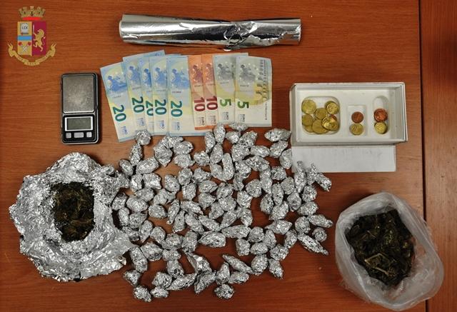 Lentini. Detenzione di droga, arrestato 19enne con 155 grammi di marijuana - SiracusaOggi.it